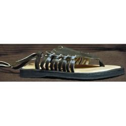 Sandale lili marron