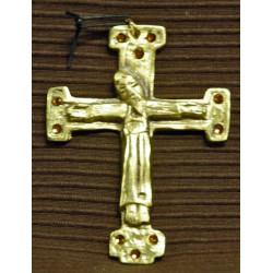 Croix murale Médiévale bronze (grand)