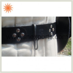 Crochet de ceinture forgé