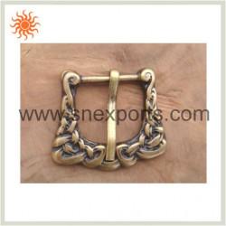 Boucle viking en bronze