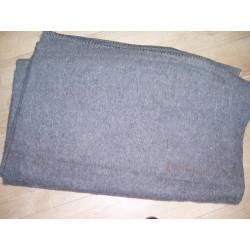 Couverture laine feutrée