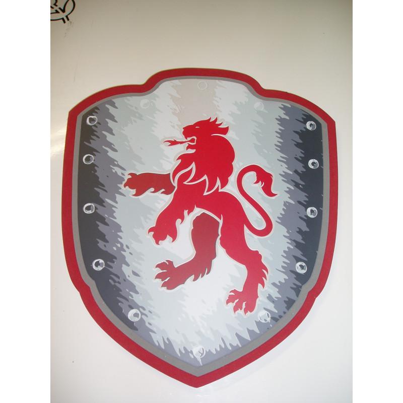 """Bouclier en mousse """"Richard Coeur de Lion"""""""