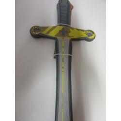 """épée en mousse """"fleur de lys"""""""