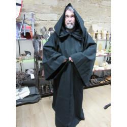 """Manteau type """"Jedi"""" ou """"bure"""" en coton épais"""