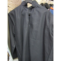 Chemise Homme col Droit (Mao) en coton épais