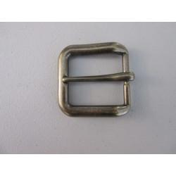 Boucle épaisse en métal pour lanière 4cm