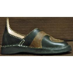 Chaussure Huathe noir et marron