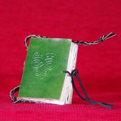 Carnet Médiéval Coeur  (poche)